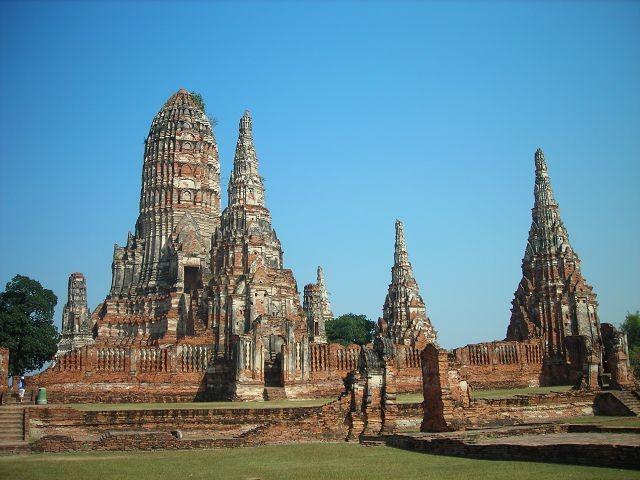 Ayutthaya December 2008