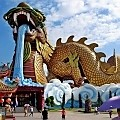 The Dragons Decendants Museum and Temple - Suphanburi