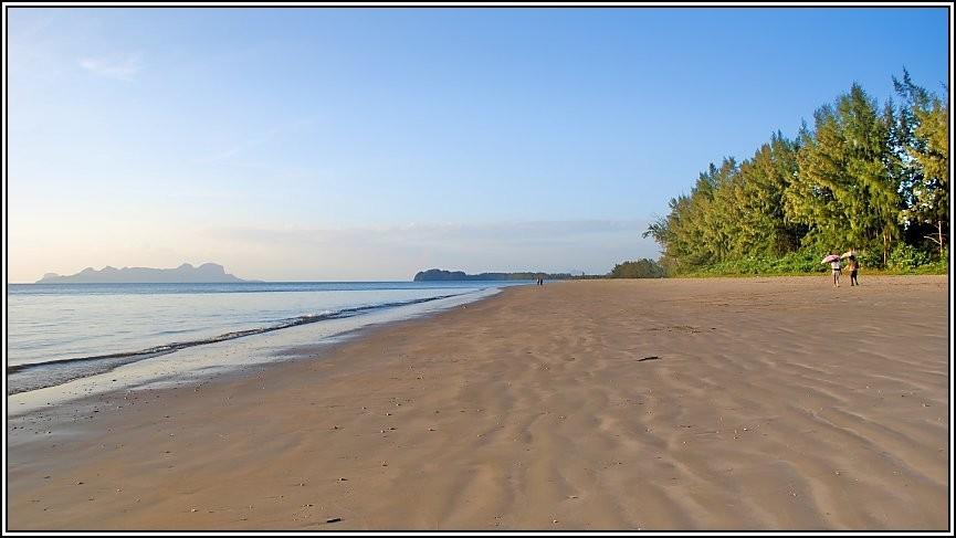 Had Yao Beach - Trang Province