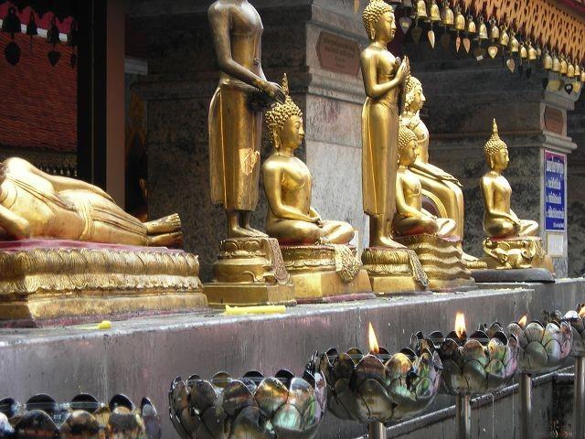 Chiang Mai - Doi Suthep -
