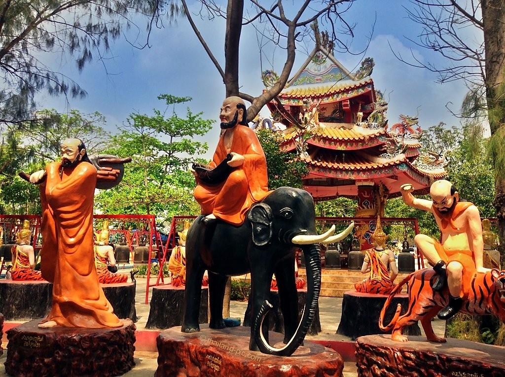 Wat Muang - Ang Thong