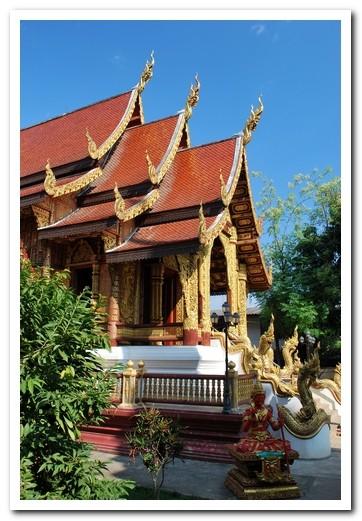 Wat Chedi Ngam - Fang - Chiang Mai Province