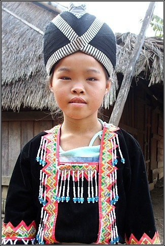 Hill Tribe Girl