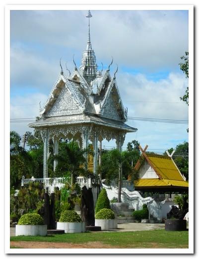 Wat Tham Khuha Sawan - Khong Chiam - Ubon Ratchathani Province