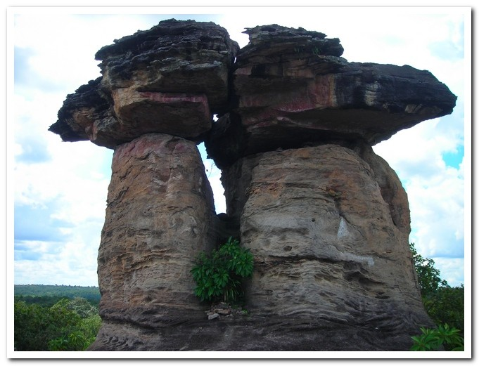 The Big Stones - Pha Taem National Park - Ubon Ratchathani Province -