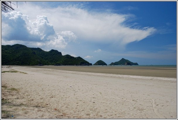 Ban Phu Beach  - Khao Sam Roi Yot National Park