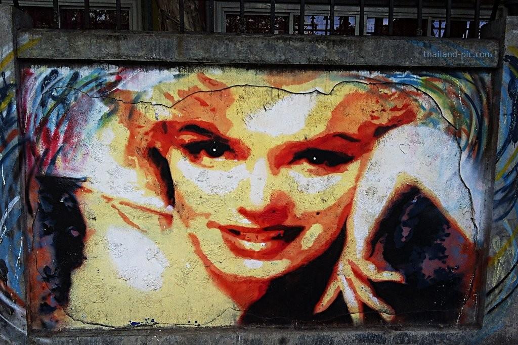 Street Art - Bangkok - Thailand