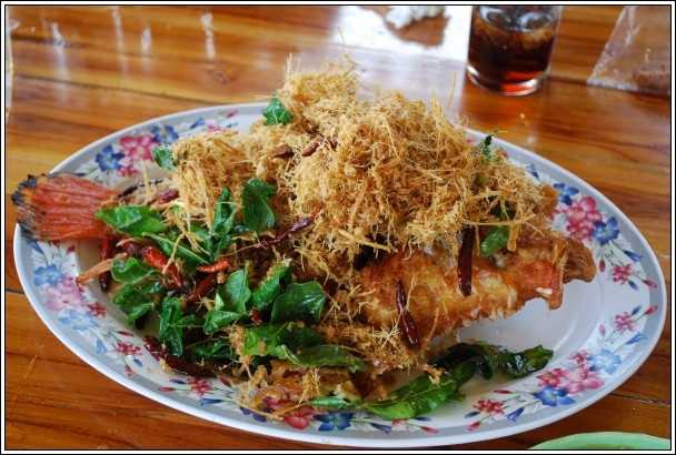 Very Delicious Fish  - Dan Chang - Suphanburi Province