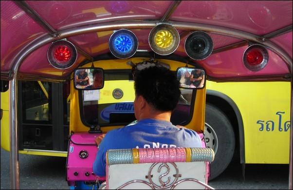 Tuk Tuk Nonthaburi City