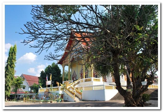 Wat Phrathat - Doi Saket - Chiang Mai Province