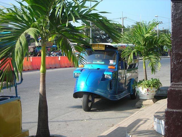Ayutthaya Tuk Tuk