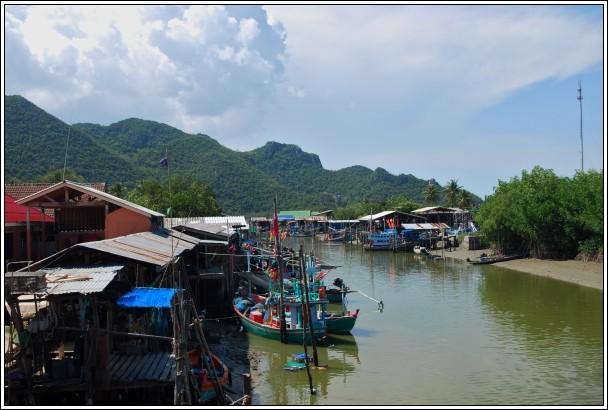 Ban Phu  - Khao Sam Roi Yot National Park