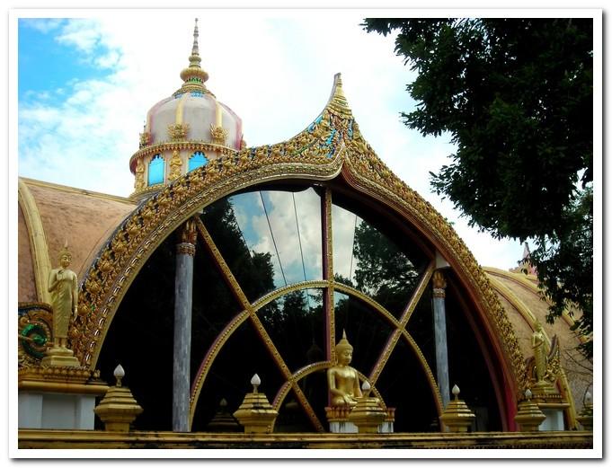 Ubon Ratchathani - Wat Nong Bua -