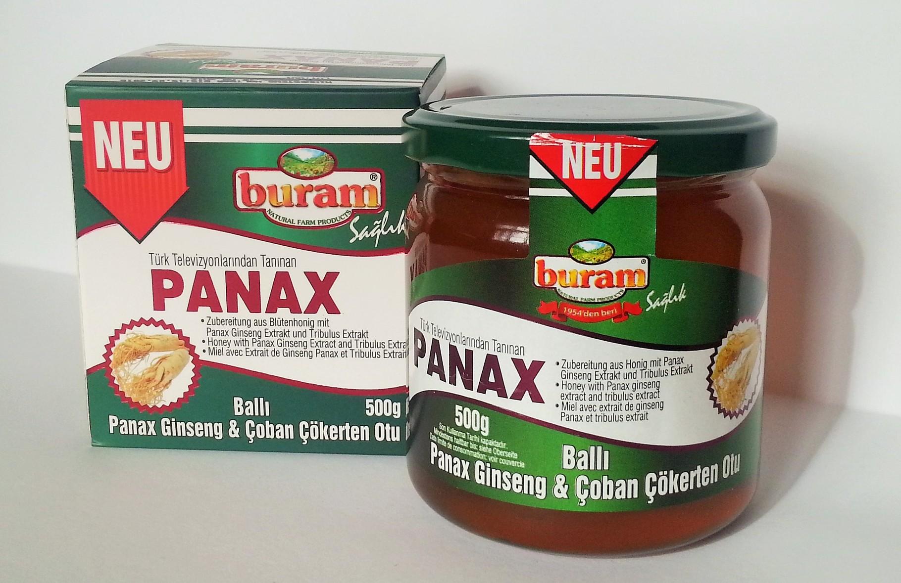 Panax 500g