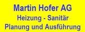 Logo Martin Hofer AG