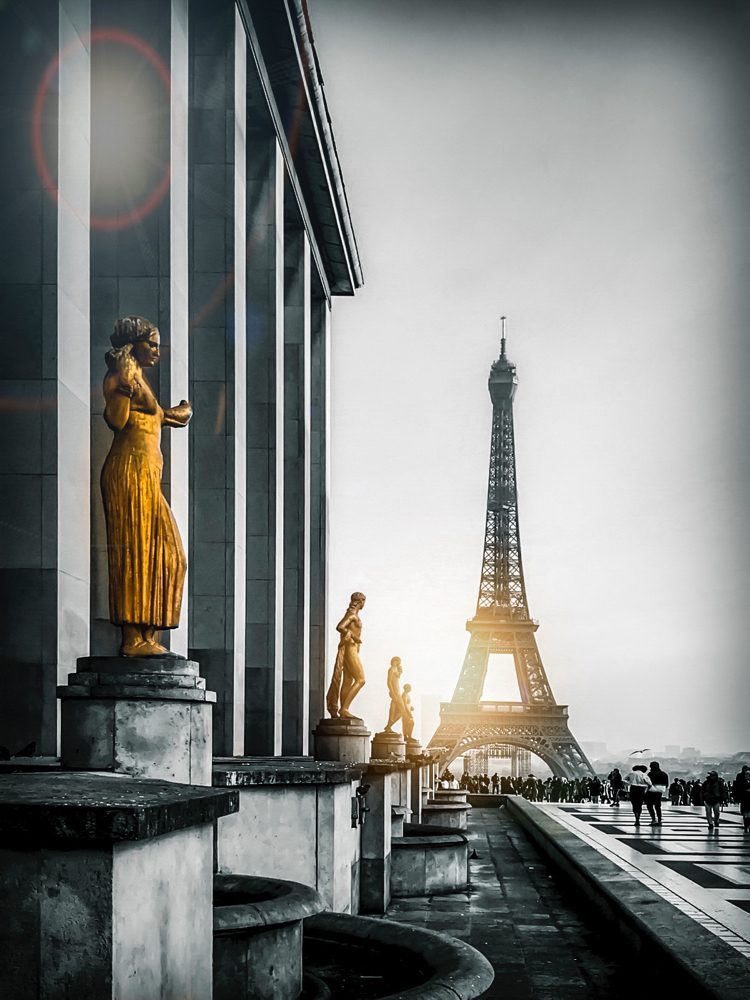 Trocadero Paris Photoeternity