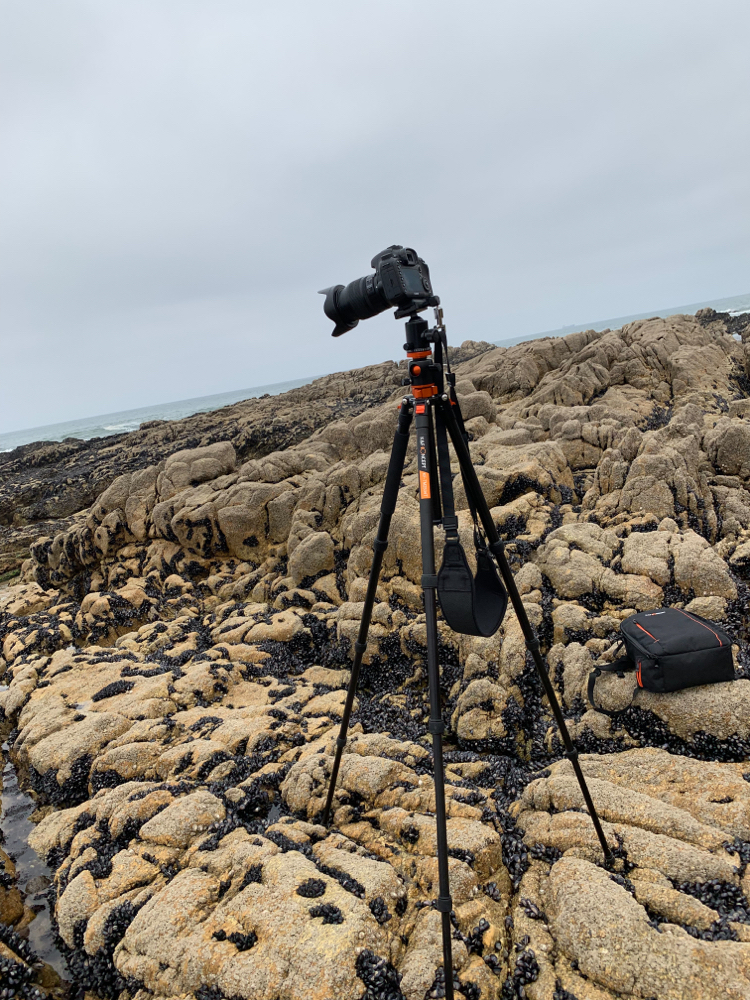 Vorbereitung Langzeitbelichtung Aufnahmen