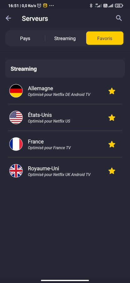 Cyberghost VPN Android interface (7)