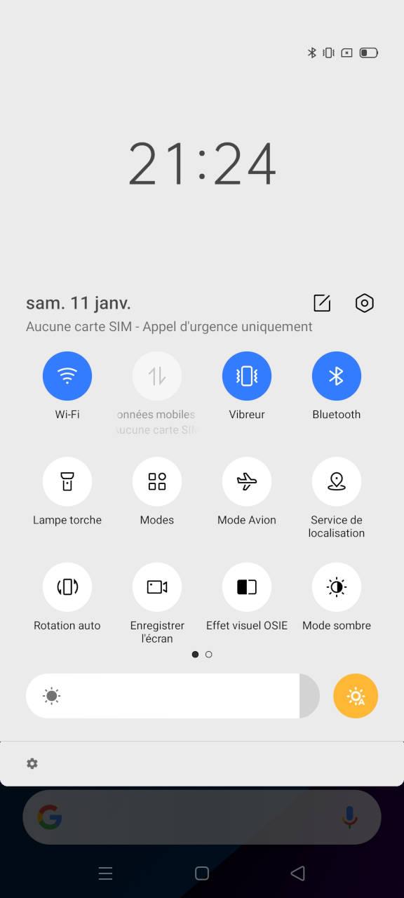 Realme X50 Pro interface (2)