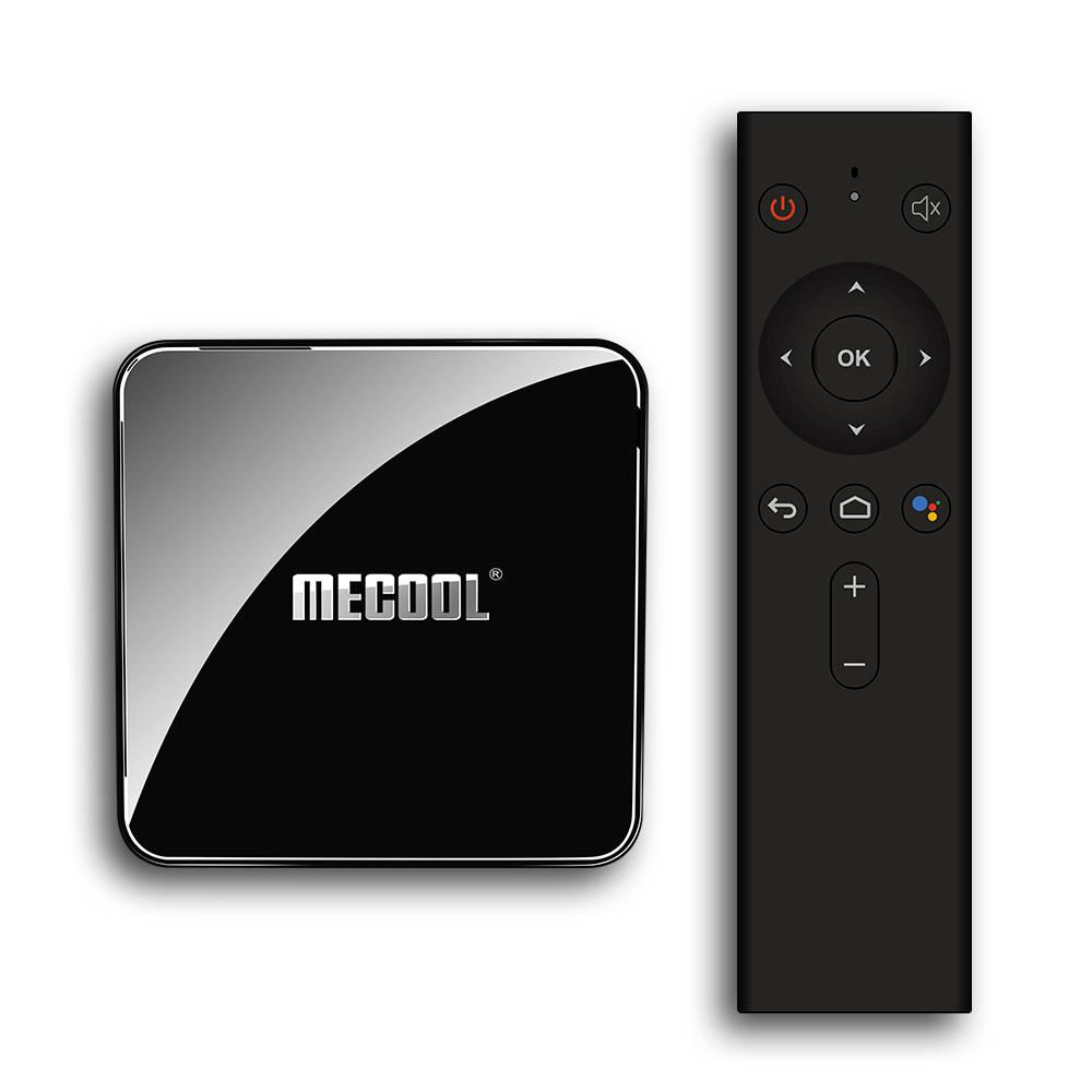Mecool KM3 : mise à jour officielle vers Android TV 10