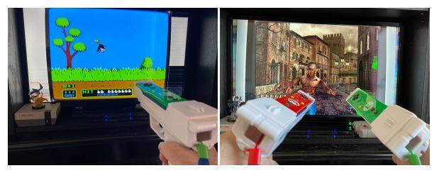 Recalbox Light Gun