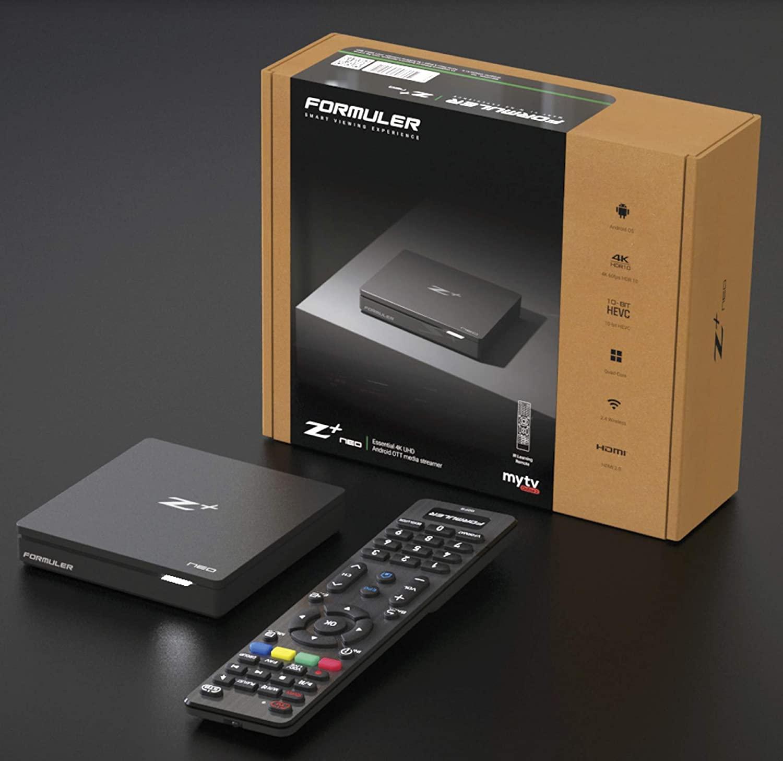 Test Formuler Z+ Neo : La plus intéressante des box IPTV de Formuler ?
