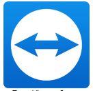 TeamViewer Logo contrôle à distance