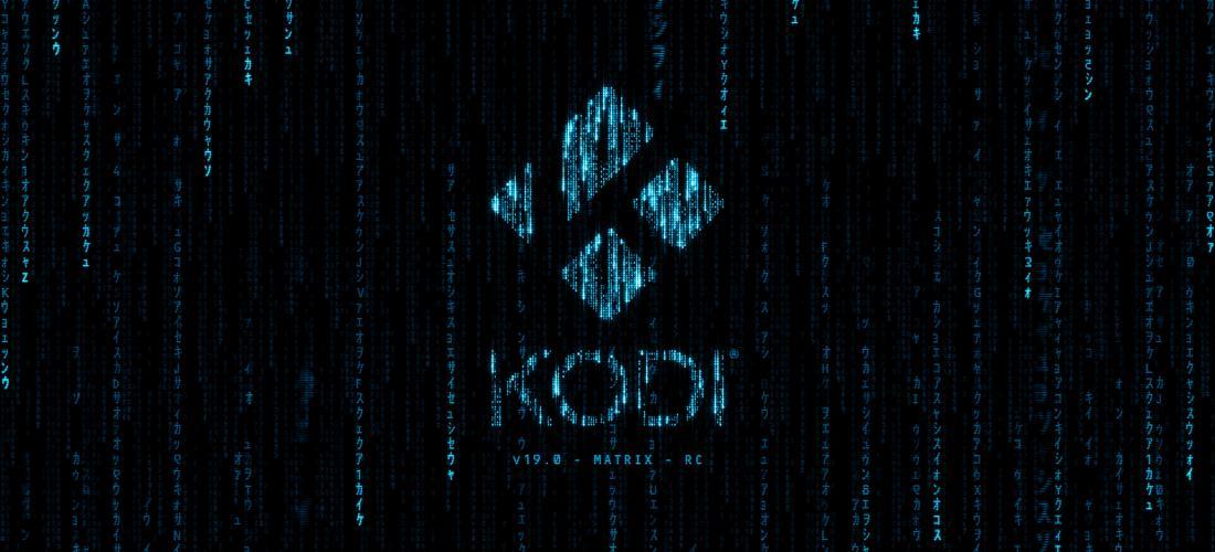 "Kodi 19.x ""Matrix"" Release Candidate 1 est dispo"
