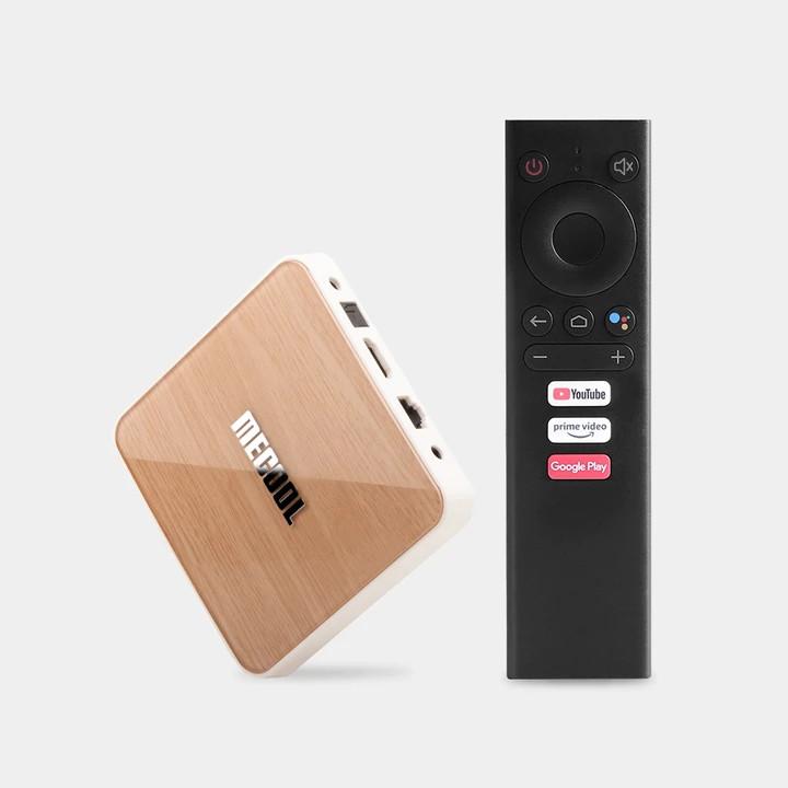 Test Mecool KM6 Deluxe : Une très bonne box sous Android TV 10 mais ...