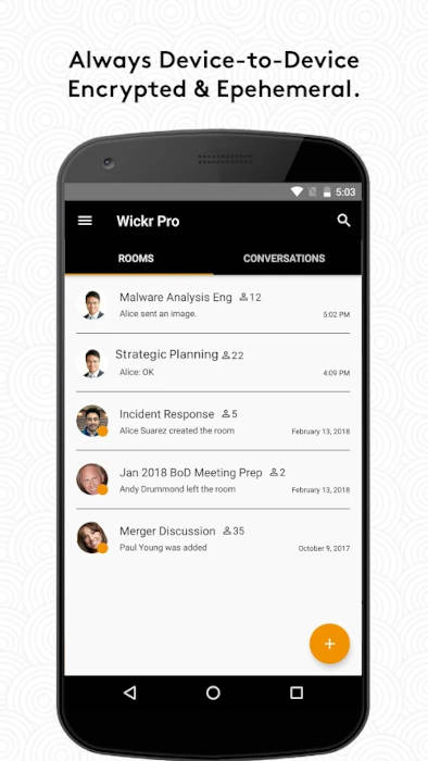 Wickr Me App (1)