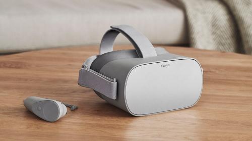 Oculus Go facebook casque de réalité virtuelle