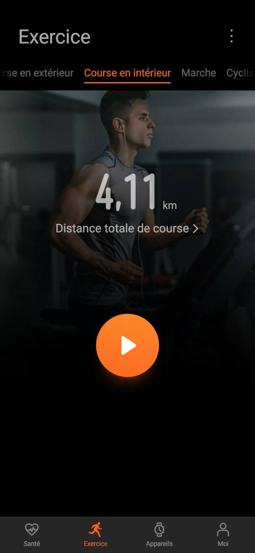 Applicatio Huawei Health