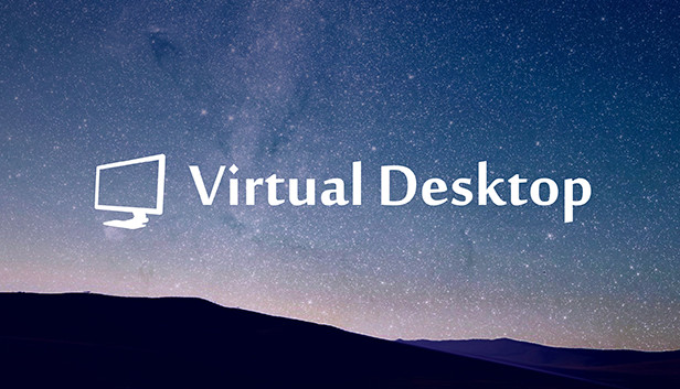 Virtual desktop Oculus Quest 2