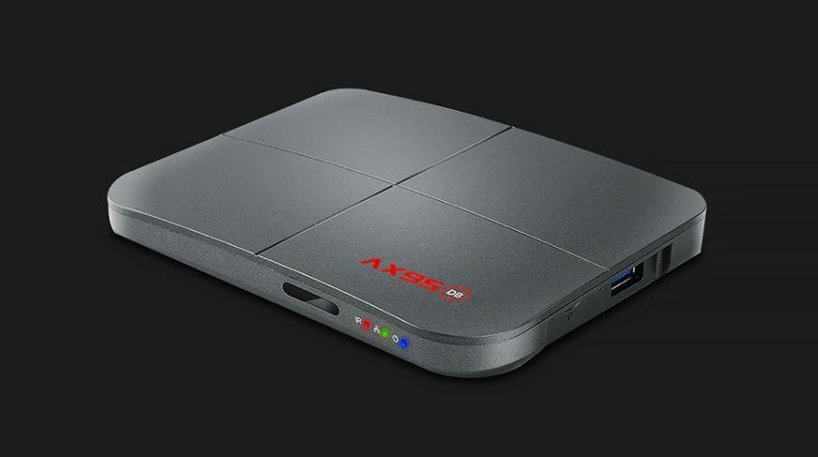 Test AX95 DB : une box Android avec pleins de promesses sur le papier