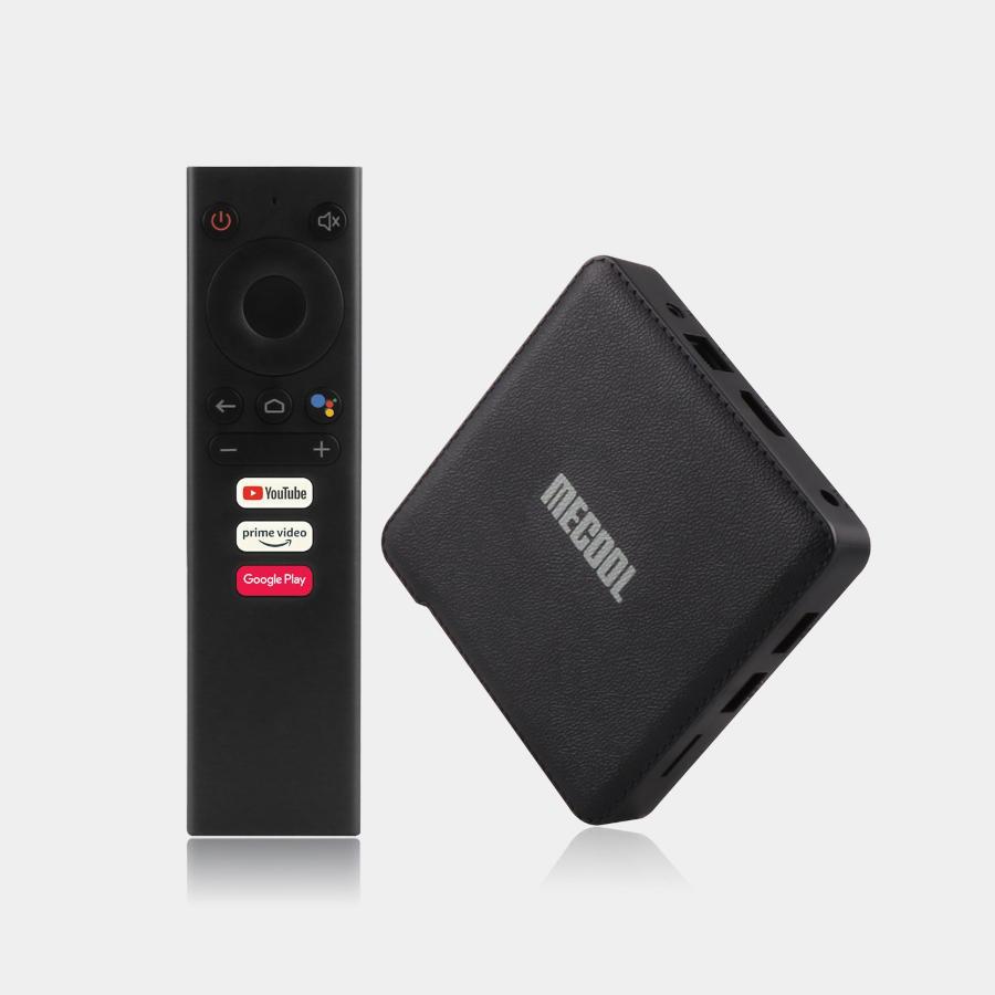 Mecool KM1 : mise à jour officielle vers Android TV 10