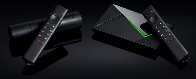 Nvidia Shield TV 2019 et Pro 2019