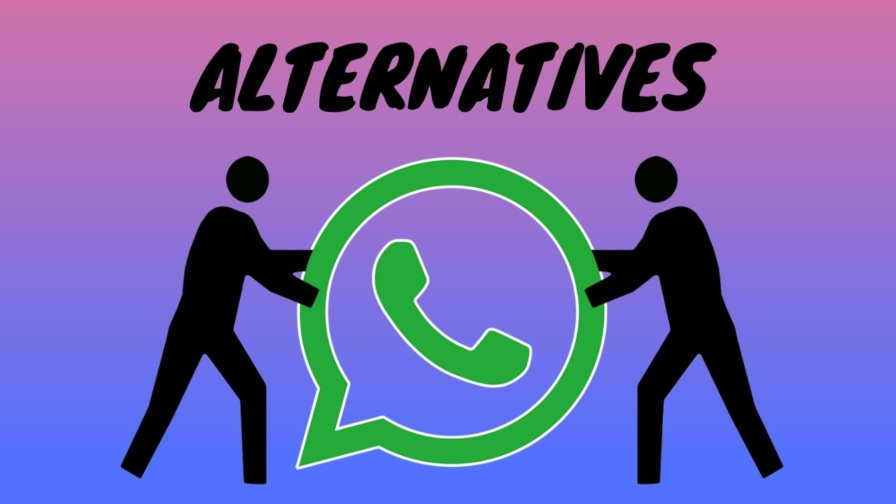 Mark Zuckerberg vous trace ? 5 alternatives à Whatsapp et Facebook Messenger