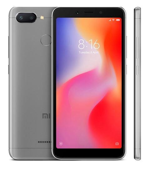 Présentation et caractéristiques des Xiaomi Redmi 6 et 6A