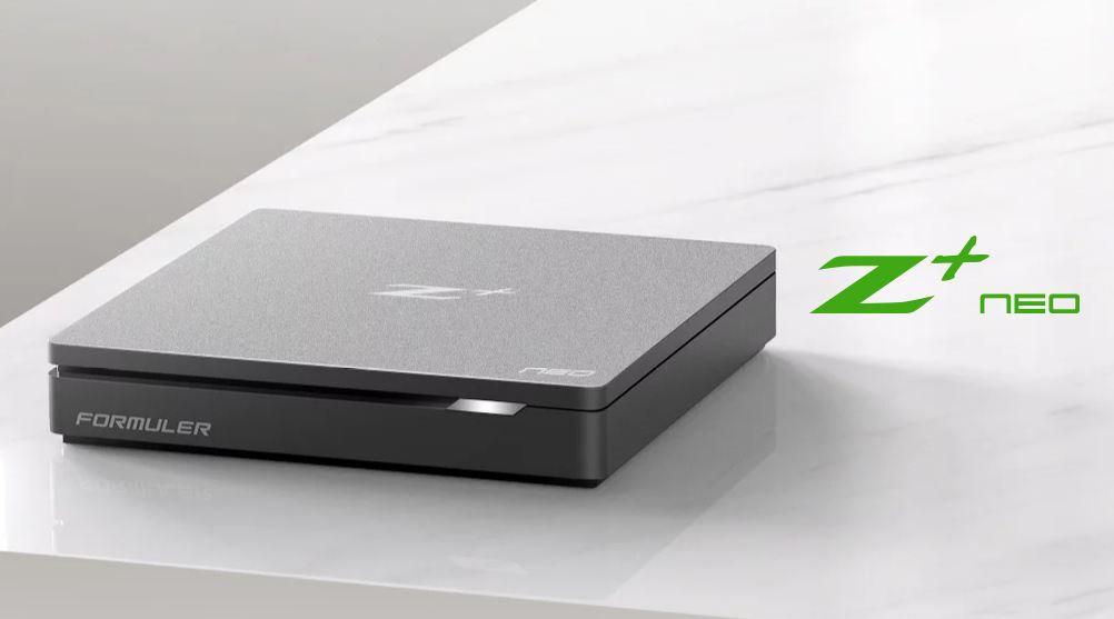 Formuler Z+ Neo : la box la moins cher pouvant faire tourner MyTVOnline2