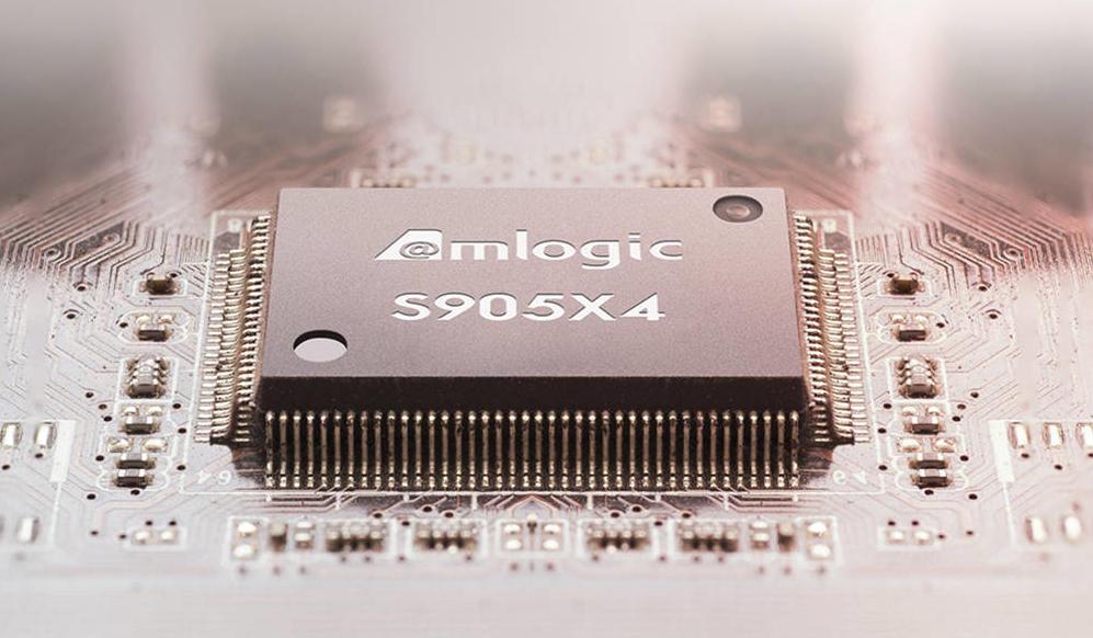 S905X4 : Le nouveau SoC milieu de gamme de Amlogic pour Box TV, ordinateurs monocarte ...