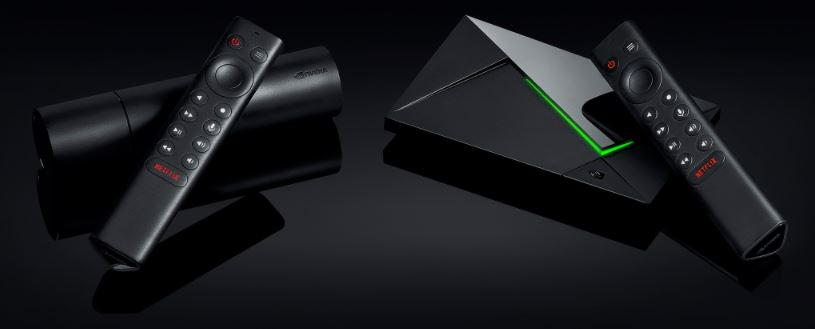 Nvidia Shield TV 2019 et Pro 2019