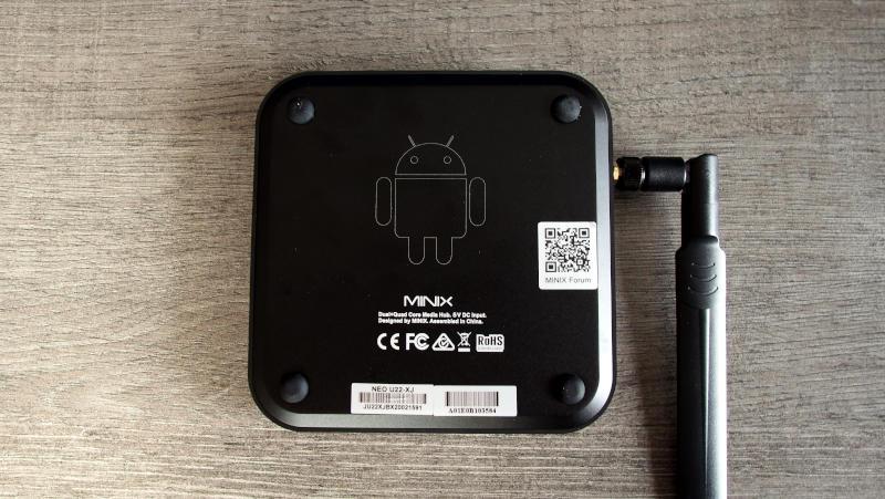 Minix U22 XJ android box (2)