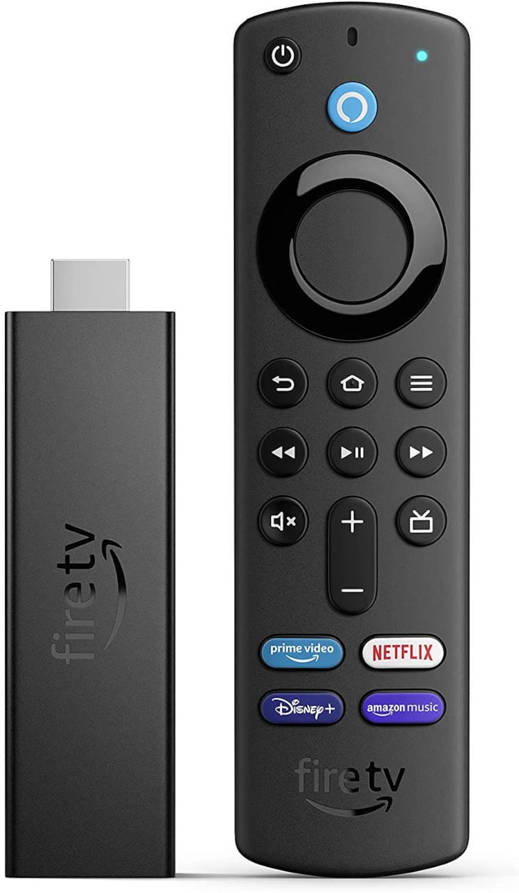 Fire TV Stick 4K Max : une version améliorée de la clé HDMI d'Amazon