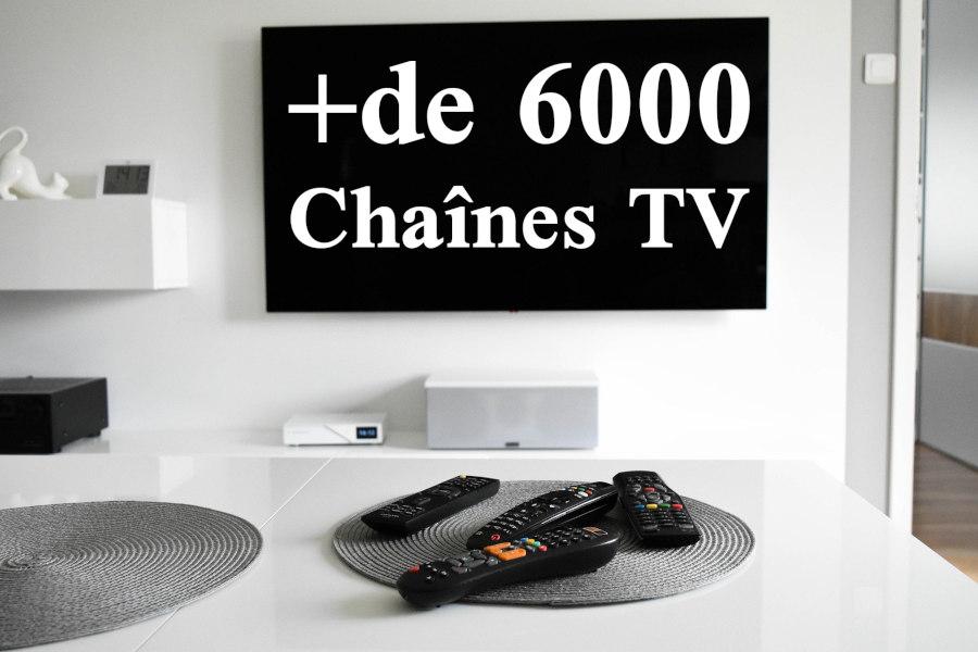 Comment regarder + de 6000 chaînes TV du monde entier gratuitement