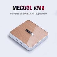 Firmware V4.20201026 qui corrige le bug du HDR sur box Android TV Mecool KM6