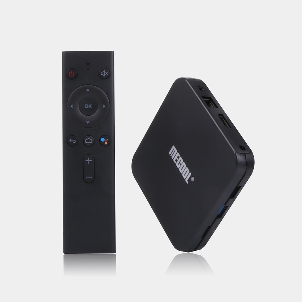 Mecool KM9 Pro : mise à jour officielle vers Android TV 10