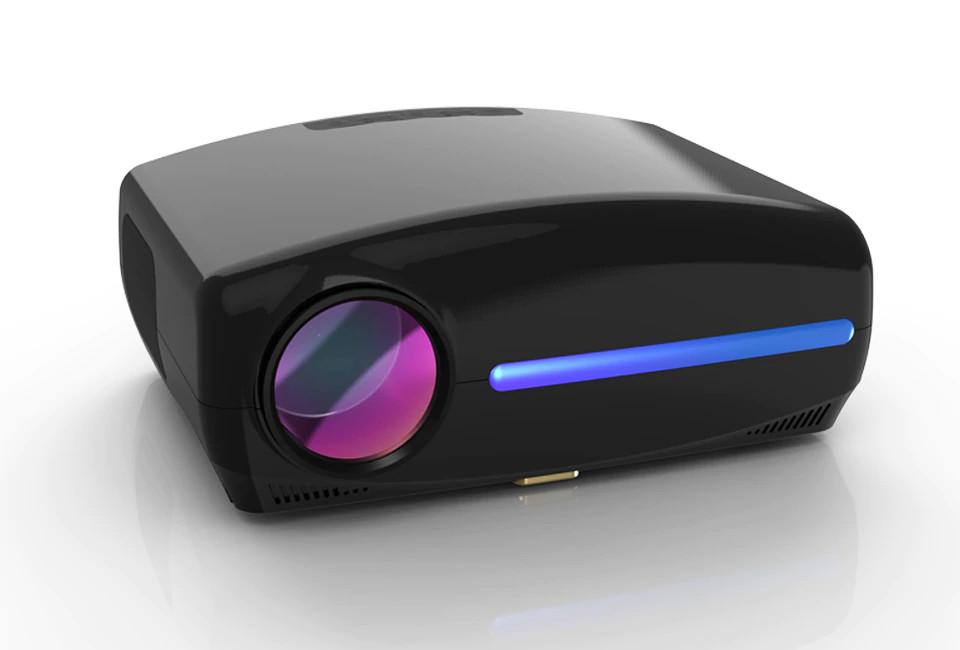 Test Wzatco C2 : Un vidéoprojecteur Full HD avec correction trapézoïdale 4D à moins de 200€