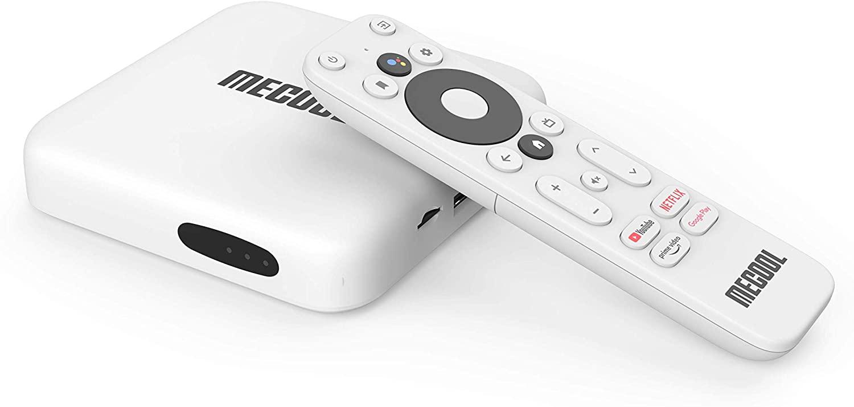Test Mecool KM2 : une box Android TV 10, certifiée Google et Netflix 4K
