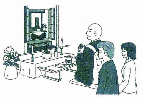 円泉寺のご法事