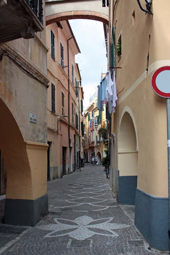 Altstadt Pietra Ligure (It)